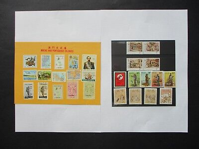 ESTATE: Macao Collection on Pages - Have a look - great item (4821)