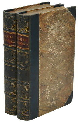 The Count of Monte-Cristo by ALEXANDER DUMAS ~ First British Edition 1846