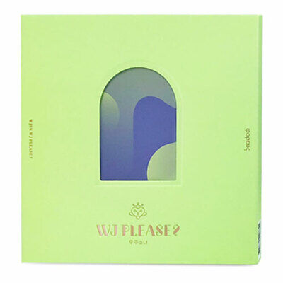 Cosmic Girls WJSN-[WJ Please?]5th Mini Album Green CD+Poster+Book+Card+PreOrder