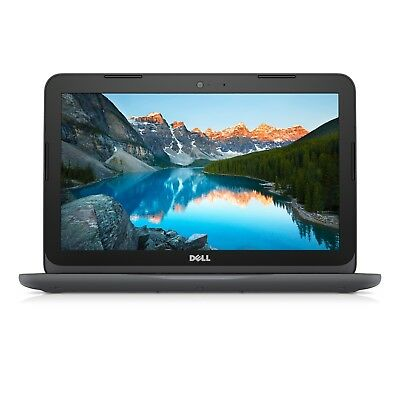 Dell Inspiron 11 3180 Laptop 7th Gen AMD A9-9420e 4GB RAM 128GB eMMC Storage