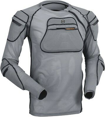 Moose XC1 Body Armor 2X-Large Grey