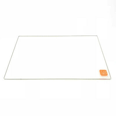 150mm x 230mm Borosilicate Glass Plate Platform Bed Flashforge Replicator