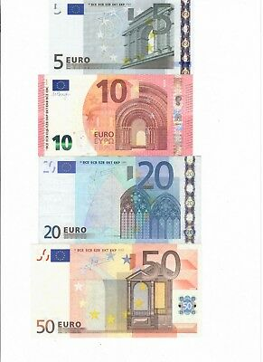 European Union 85.00 Euros (Real Currency For Your Travel)