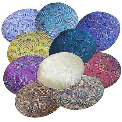 Round Shape Cover*Chinese Rayon Brocade Floor Chair Seat Cushion Case *BL13