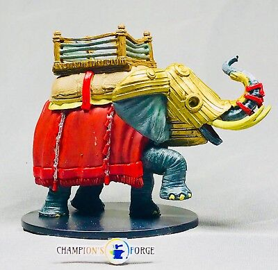 D&D Icons of the Realm Waterdeep Dragon Heist Elephant #43 Rare