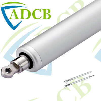 AOV Door/window Automatic Electric Spindle Actuator 600mm, 600N, 24vDC Brackets