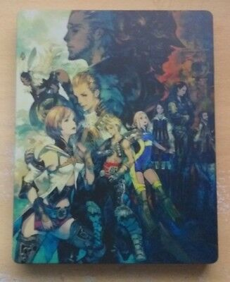 Final Fantasy XII The Zodiac Age - Steelbook Edition (PS4)
