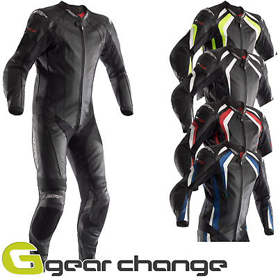 RST R-18 (CE) One Piece Leather Motorcycle Motorbike Sports Race Suit