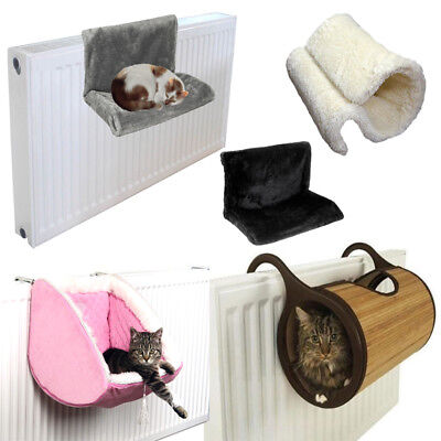 Cat Radiator Beds Tube Kitten Basket Kitty Cradle Hammock Tunnels Home House Pet