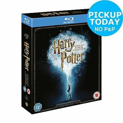 Harry Potter: The Complete Blu-Ray DVD Box Set