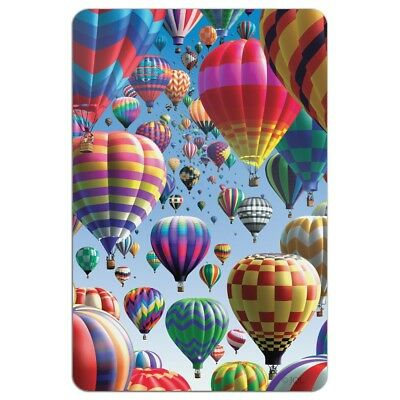 Hot Air Balloon Festival Up in the Air Home Business Office Sign