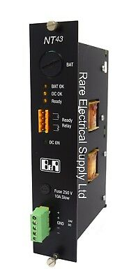B&R Automation NT43 Power Supply Module