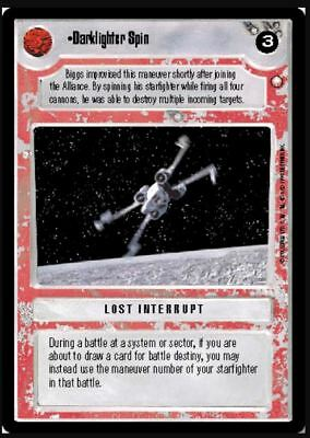 Star Wars CCG Special Edition All Power To Weapons  NrMint-MINT SWCCG