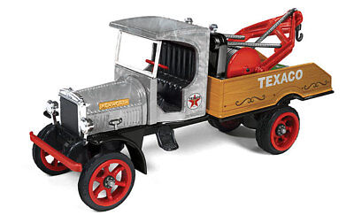 Round 2 CP7311 1:34 Texaco Truck Series #32 Special Edition in Brushed Metal