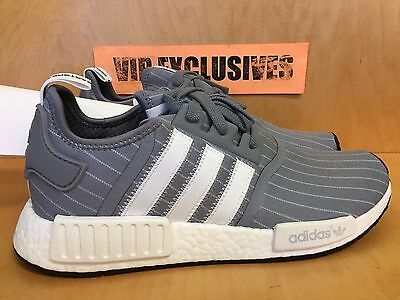 4de397fac Adidas NMD R1 Bedwin Grey White The Heartbreakers Gray Nomad Runner BB3123