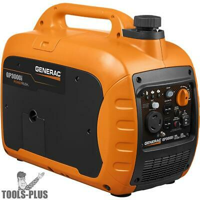 Generac 7129 GP3000i 3000 Watt Inverter Generator New