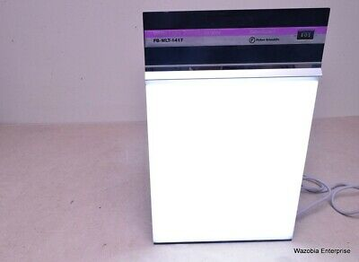 Fisher Scientific Whitelight Transilluminator X-Ray Light Box Fb-Wlt-1417