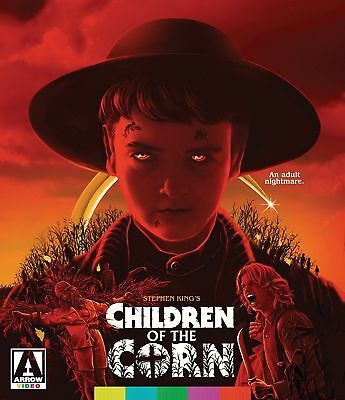 "Brand New Factory Sealed ""children Of The Corn"" Blu-Ray Stephen King"