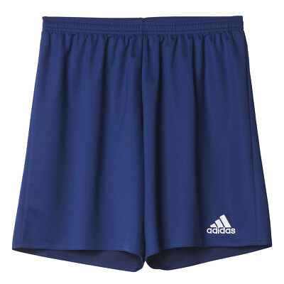 Men's Adidas Parma 16 Soccer Shorts Dark Blue/White