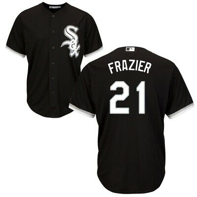 BNWT Todd Frazier Chicago White Sox MLB Baseball Home Cool Base Player Jersey