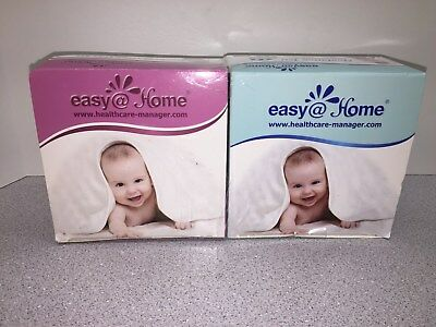 Easy@Home Ovulation Predictor Kit 100 LH Test Strips and 20 HCG Tests-2/19 (M8)