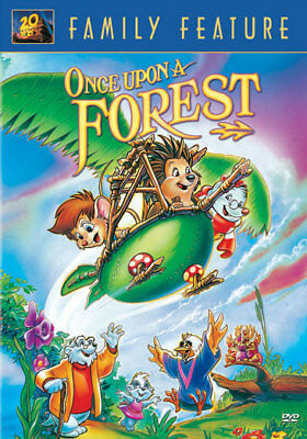 Once Upon A Forest (DVD,1993)