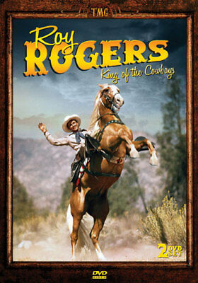 Roy Rogers, King Of The Cowboys (DVD,0)