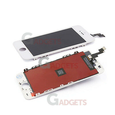 """OEM For iPhone 5S 4.0"""" White Replacement LCD Full TouchScreen Digitizer Assembly"""
