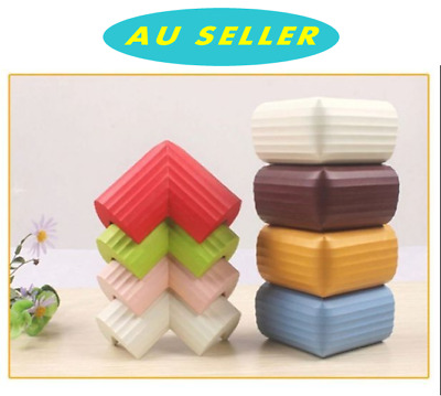 20 PCS Baby Child Table Corner Protectors Foam Safety Desk Edge Cover Cushion