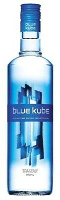 Blue Kube Vodka 700mL ea - Spirits - Origin Spain