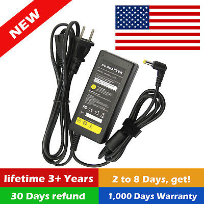 AC Adapter Power Supply Cord Battery Charger For Acer Aspire E3 E5 Series Laptop