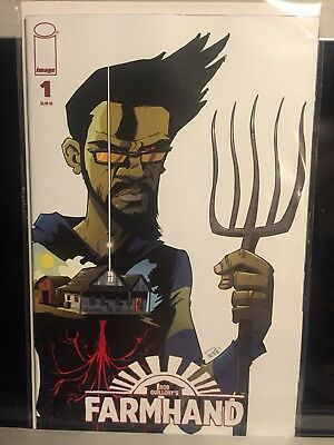 Farmhand #1 Rob Guillory BTC Exclusive Ltd 500 + Regular Cover