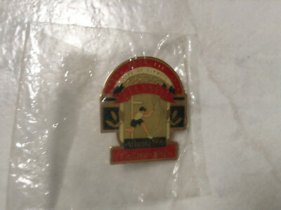 1996 Atlanta Olympics Pins from McDonalds Stone Mountain plus TENNIS Lot of 4