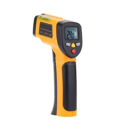 High Precision Infrared Digital Thermometer Gun Temperature Tester -55~650℃ H3B6
