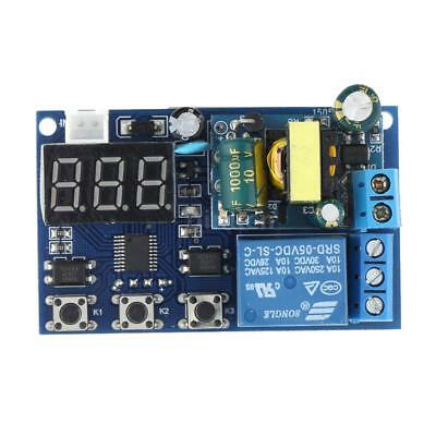 AC 220V LED Automation Delay Timer Switch Module Control Timing Relay TY F8J0