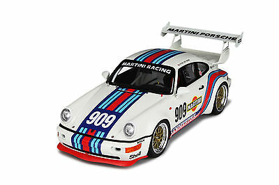 1:18 GT Spirit Porsche 911 964 RSR 3.8 #909 Martini GT046 limit. Edition NEU NEW