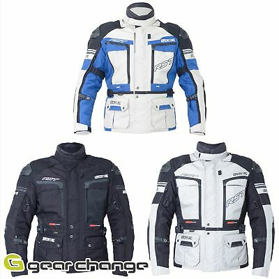 RST Adventure 3 III Textile WaterProof Motorcycle Jacket - 1850
