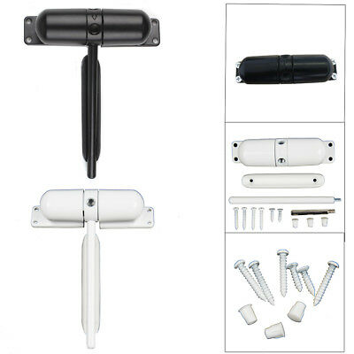 Surface Mounted DOOR GATE CLOSER Outdoor Spring Adjustable Auto Fire Rated