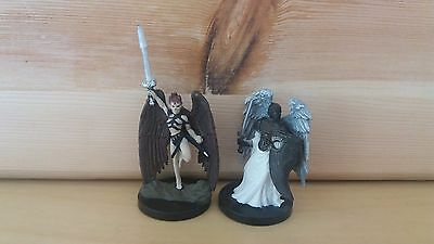 D&D Winged Outsiders, 2 Miniatures