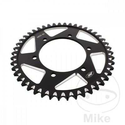 JMP Rear Sprocket 46T 530P Aluminium Black Yamaha YZF-R1 1000 2014