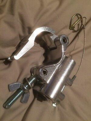 Doughty Avenger style Barrel Clamp with TV spigot or drop arm receptacle