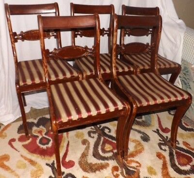 Antique 5 **THE MENGEL FURNITURE DIVISION** **Chairs**