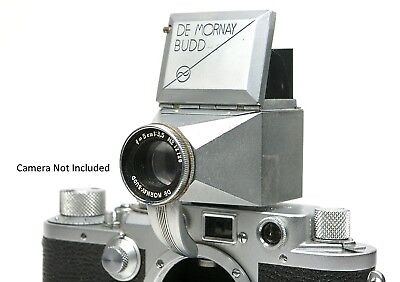 Vintage DE MORNAY BUDD Focusing Reflex Viewfinder for Leica