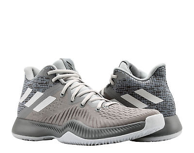 a685d0b03 ADIDAS MAD BOUNCE Grey FTW White Grey Men s Basketball Shoes DA9781 ...