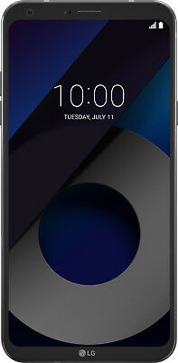 LG Q6 in Black Handy Dummy Attrappe - Requisit, Deko, Werbung, Ausstellung