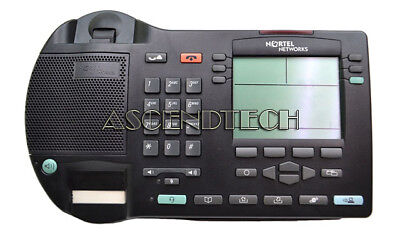Nortel Networks I2004 Ip Charcoal Business Office Display Telephone Ntdu82Ba70