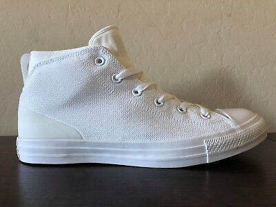 54dd6279907 CONVERSE CHUCK TAYLOR ALL STAR SYDE STREET MID SKATE size 10  75 155490C