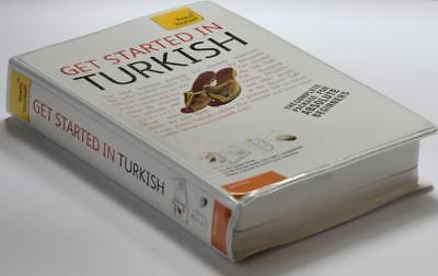 Get Started in Turkish with Two Audio CDs: A Teach Yourself Guide (TY: Languag..