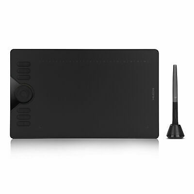 Huion H610 PRO Graphics Drawing Painting Tablet 2048 Pen Pressure 10×6.25'' US