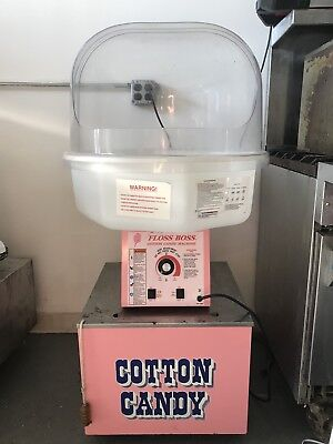 Floss Boss Cotton Candy Machine
